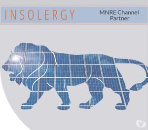 Solar Installation Company in Mumbai, Pune - Insolergy Pune