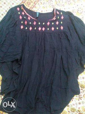 Top is fully new u can get it at price 500only