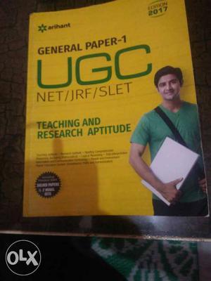 Ugc Net/jrf General Paper 1