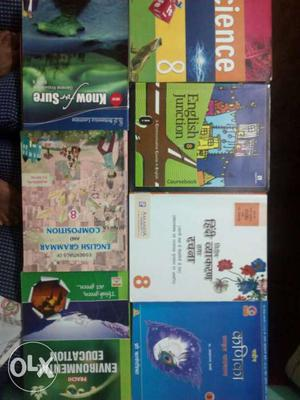 Assorted Academic Books all are new first you seethen buy.