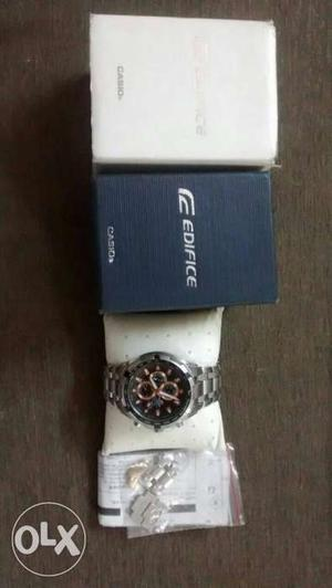 Casio edifice watch for sale in good condition