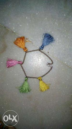 Delicate homemade bracelet at affordable prices