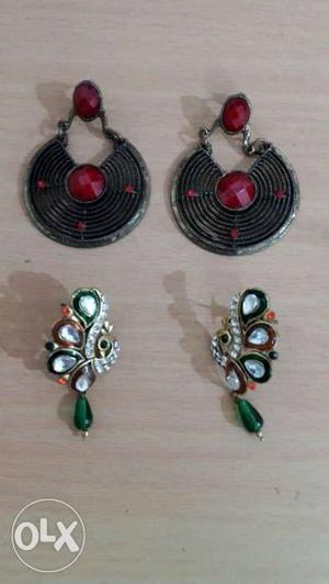 Elegant danglers for Rs 199 only. GRAB SOON!!