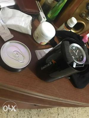 Fastrack watch new watch just 3-4 months old but