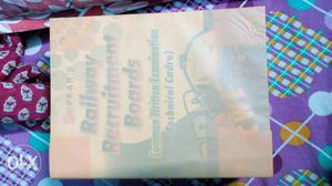 Railway Recruitment Boards Technical Cadre book