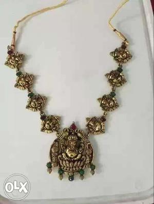 Very unique and elegant necklace