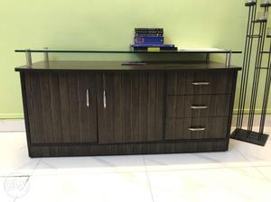 6 months old tv stand with shoe rack