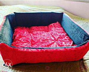 A a brand new luxury satin -finished bed for your