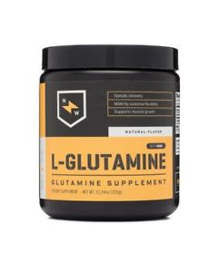 New Whey Nutrition L-glutamine Post Workout Recovery