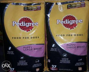 Pedigree professional premium quality dog food
