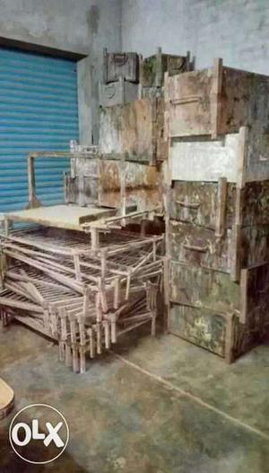Soap making equipments... complete items for