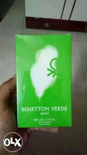 Brand new UCB perfume for men