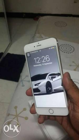I want to sell my iphone 6 plus 64 gb phone with