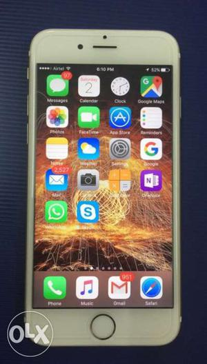 IPhone 6s 64 GB Gold. Super Condition. Impossible