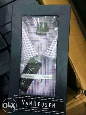 Mens Branded Formal Shirts With Company Box new
