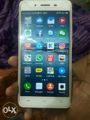 Vivo v3 in excellent condition for sale Without a