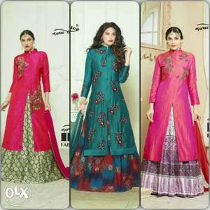Your Choice Ghagra and tops last few pieces a