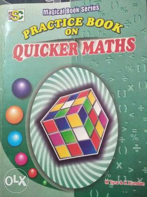 Best Math Book for ssc CGL, Bank etc