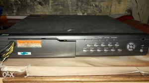 Black CCTV Camera DVR system