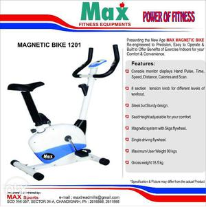 Max Gym products for home use (MAX SPORTS)