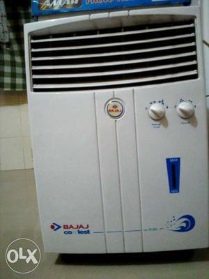 Bajaj Coolest PC  air cooler, 1 year old