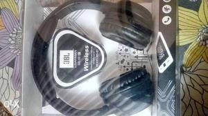 Black JBL Wireless Stereo Headphones In Box