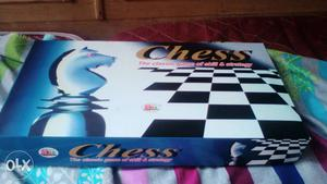 Chess Board Game Set Box