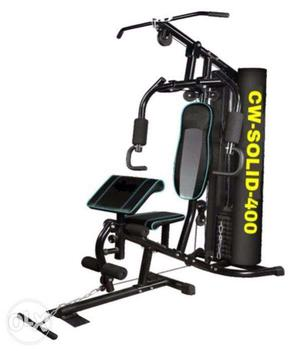 Home Gym Multi Functional Cardioworld Branded..