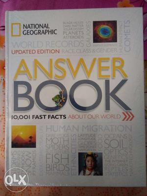 National Geographic Answer Book  Fast Facts