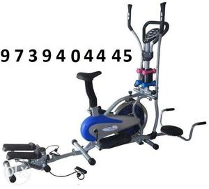 Orbitrek elite elliptical cross trainer used n brand new