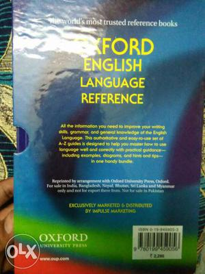 Oxford English speaking course book set for sale