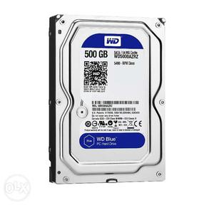 WD 5OOgb Computer Hard Disk,5+ year drive working condition
