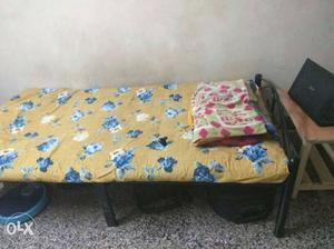 Bed in Kalyaninagar with matress and pillow at ₹