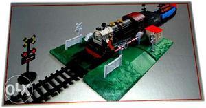 Box Packed Jumbo Accessorised Train Set Wagons:5