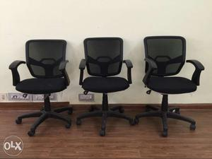 Executive Office Cabin Furniture Set for Sale