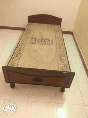 New Single double Bed Cot N Mattress