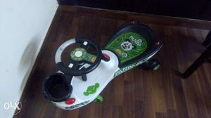 Panda magic car - In very good condition. Lightly