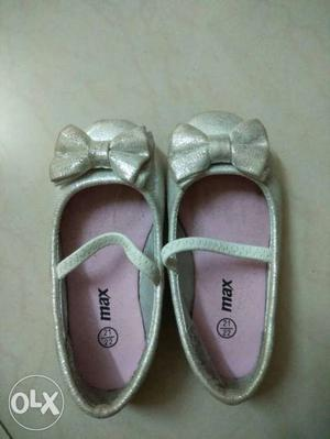Branded baby shoes, size  for 1 to 2 years, 3 pairs