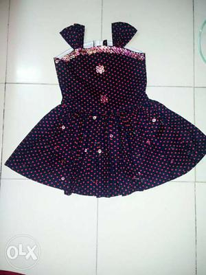 Gd quality cotton frock