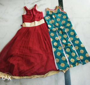 New indo western piece for age 13 to 15 age girls