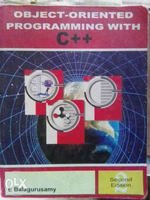 Object-Oriented Programming With C++ Book