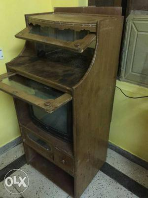 2 yr old TV stand /cabinet urgent sell because i