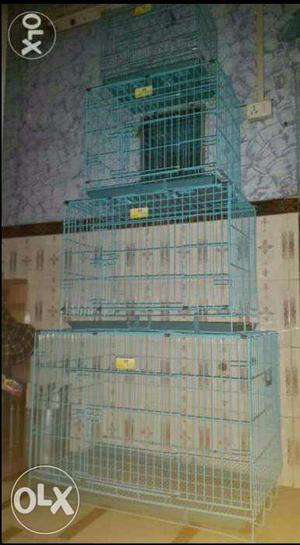 All sizes cages available in Mumbai strong and