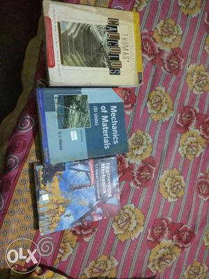 1st year civil engineering books.