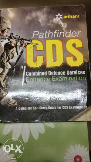 Best book for CDS entrance exam..