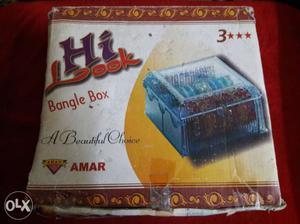 """HI-LOOK"" Bangle Box. Brand New One with box"