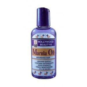 Hollywood Beauty Marula Oil Nourishes Hair, 2 Ounce