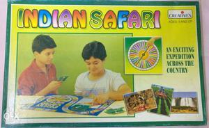 Indian Safari- Board Game