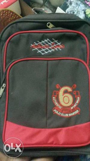 It is a school Bag.It is branded.It is new.School