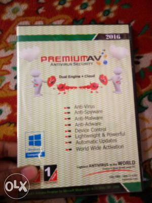 Premium Antivirus Protects your PC from all type